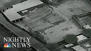 U.S. Airstrikes Target Drug Labs In Afghanistan | NBC Nightly News - NBCNEWS