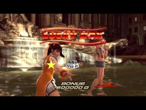 Tekken Tag Tournament 2 - [Medium - Arcade Battle] - Miharu & Xiaoyu Playthrough 1/2
