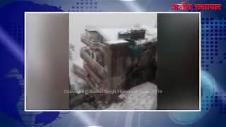 video : पहाड़ों की रानी शिमला में हुई सीज़न की पहली बर्फ़बारी