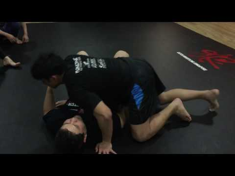 Escaping from Side Control by Dr Raul Ramirez