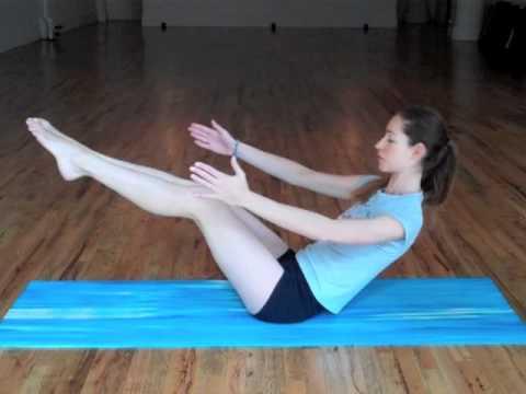 Pre-Thanksgiving Yoga