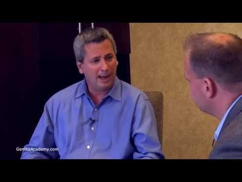 Drew Locher on Value Stream Mapping for Office & Service