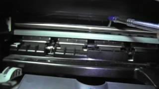 Ремонт принтера,картридж  печатает криво-косо с ошибками.Hp,Canon,Epson.