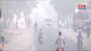 Cold winds Blow in Hyderabad | Temperatures Dip to Low | CVR NEWS - CVRNEWSOFFICIAL