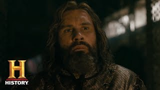 Vikings: Rollo Learns Of The Battle Aftermath | Season 5 Returns Nov. 28 at 9/8c | History - HISTORYCHANNEL