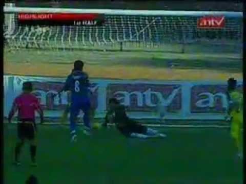 Gresik United vs Persiba 0-2 ISL 2011/2012
