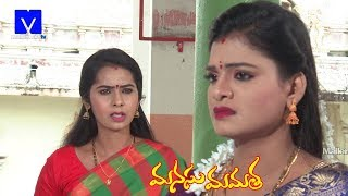 Manasu Mamata Serial Promo - 10th October 2019 - Manasu Mamata Telugu Serial - MALLEMALATV