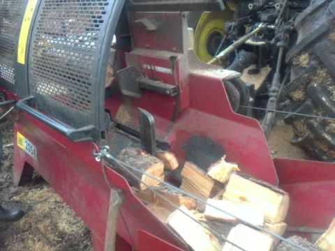 maszyna do rabania drewna