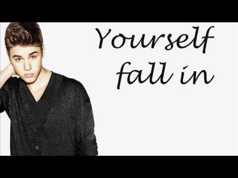 Justin Bieber-Fall Lyrics: New Justin Bieber Video