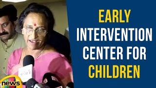UP Minister Rita Bhahuguna Joshi inaugurates Early Intervention Center for Children in Noida - MANGONEWS