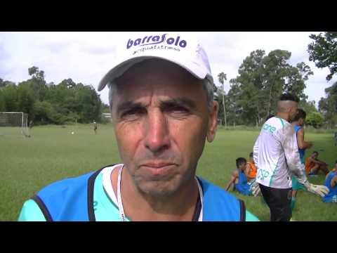 Toquinho fala sobre a pré-temporada e chama o torcedor rubro-verde