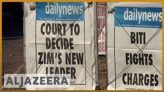 🇿🇼 Zimbabwe court to rule on legal challenge against election result   Al Jazeera English - ALJAZEERAENGLISH