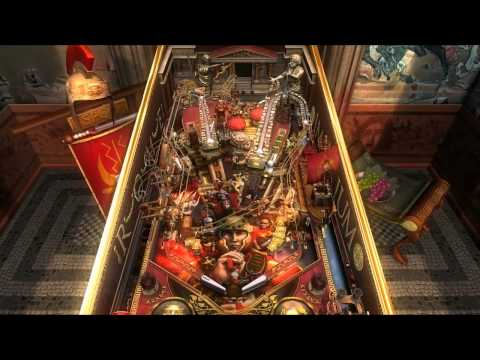 Pinball FX2 Steam Trailer
