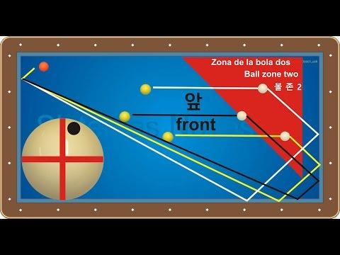 당구 레슨, (22) - Billiards Lesson, (22) and more lessons, Clases de Billar