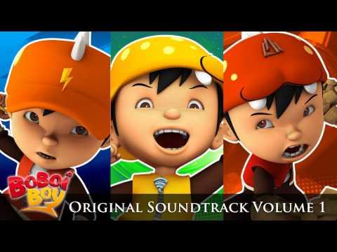 BoBoiBoy OST: 23. Azroy & Sasha reunites