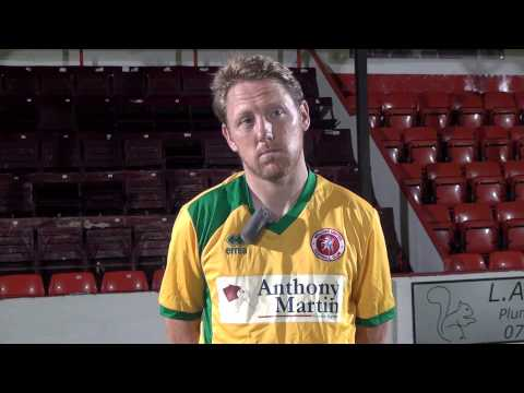 Jamie Day Freeview after Welling United V Millwall X1
