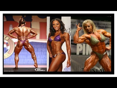 The different categories of female bodybuilding|| Which body do you want?