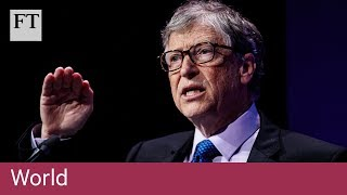 Bill Gates on Africa's population boom and the risk of the US turning inwards - FINANCIALTIMESVIDEOS