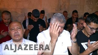 Protest calls grow as Israel tightens grip on al-Aqsa - ALJAZEERAENGLISH