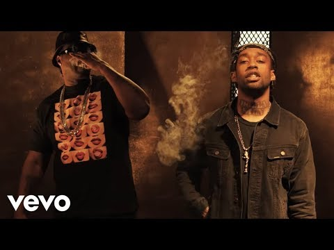 "Project Pat Feat. Wiz Khalifa, Ty Dolla $ign & Wale ""Twerk It"" Video"
