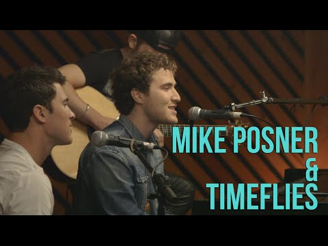 Mike Posner + Timeflies Discuss Collaborating, Perform 'Amy' - The Collaboration Room