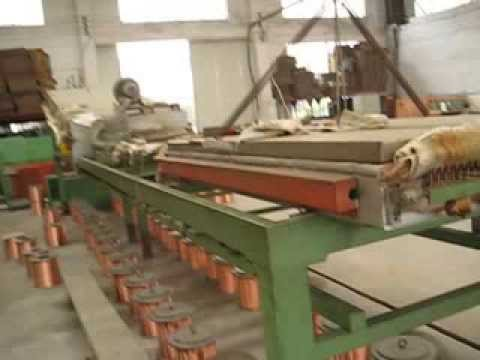CCA (copper clad aluminum) wire drawing machine & annealing machine