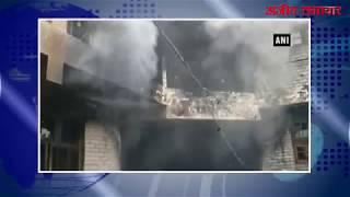 video : हिमाचल में रिहायशी इमारत को लगी आग, पांच की मौत