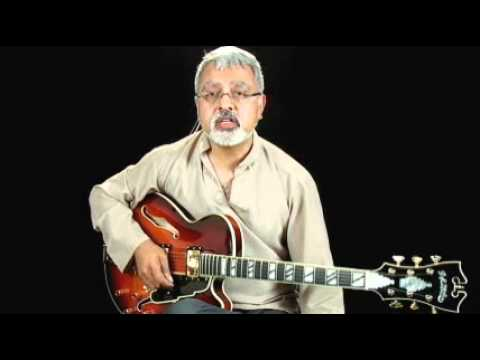 Jazz Comping - #5 Lead with Tri-Tone Sub - Jazz Guitar Lessons - Fareed Haque
