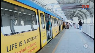 Ameerpet - LB Nagar Metro Line to Open on Sept 24 | CVR News - CVRNEWSOFFICIAL