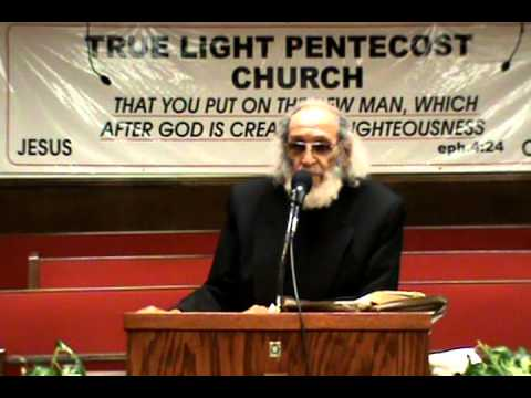 Prophet H. Walker - Spiritual Wickedness