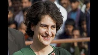 Exclusive! Priyanka Gandhi spotted inspecting preparations at Congress Plenary Session - ABPNEWSTV