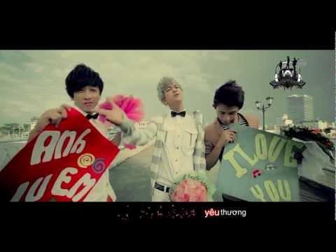 [ Official MV ] Là Lời Yêu Đó - HKT Band [ HD Video Lyric Kara]