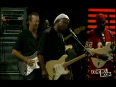Buddy Guy & Eric Clapton - 15 - Hoochie Coochie Man - Live 2007