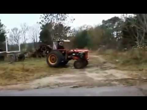 Trator Turbo Manobras