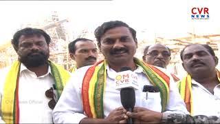 Sri Kalyana Venkateswara Swamy Maha Samprokshanam Utsavalu in Amalapuram | CVR News - CVRNEWSOFFICIAL