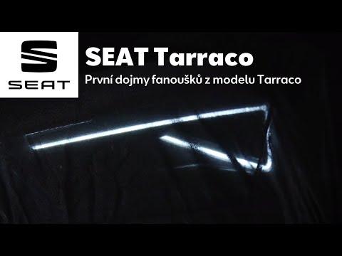 Autoperiskop.cz  – Výjimečný pohled na auta - Exkluzivní pohled na Tarraco pro deset fanoušků značky SEAT