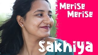 Sakhiya Video Song    Merise Merise    Telugu Short Film - YOUTUBE