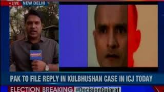 Pakistan to file reply in Kulbhushan Jadhav case in International Court of Justice - NEWSXLIVE