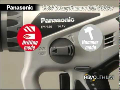 PANASONIC EY7840 L.flv – Fixit Power