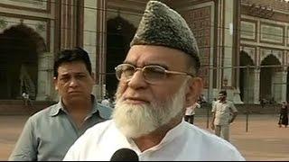Am inviting Pakistani premier but not PM Modi, says Shahi Imam - NDTV