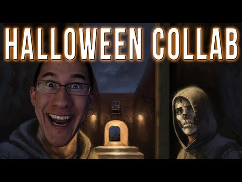 Halloween Collab | Part 1 | SCARRED FOR LIFE