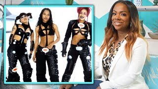 "What Kandi Burruss thinks of her song ""No Scrubs"" 27 years later! - Kandi Burruss Interview - HOLLYWIRETV"