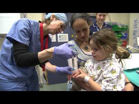 Your Child's General Anaesthetic - Magic Milk and Squidgy Masks