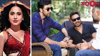Luv Ranjan Not Keen On Casting Nushrat Bharucha In His Film With Ranbir Kapoor & Ajay Devgn? - ZOOMDEKHO