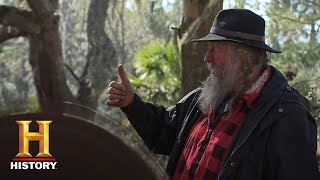 Mountain Men: Eustace and Joseph Hit A Snag at the Sawmill (Season 7, Episode 8) | History - HISTORYCHANNEL