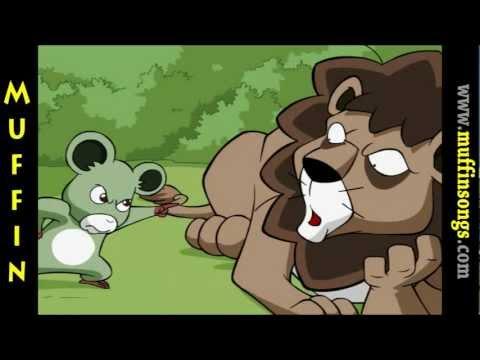 Muffin Stories – Daru and the Mean Lion İngilizce Çocuklar için İngilizce Masalları, Hikayeler ve Fabllar