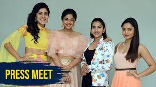 Anukunnadi Okati Ayinadi Okati Movie Press Meet | Dhanya Balakrishna | TFPC - TFPC