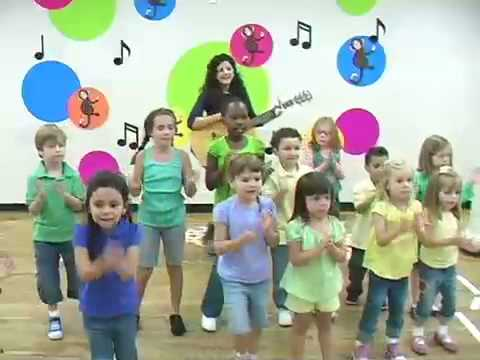 "Music and Movement Songs for Children: ""Jump High"" by Monkey Monkey Music with Meredith LeVande"