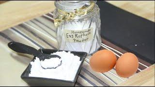 Homemade Egg Replace Powder Video Recipe by Bhavna | Vegan & Gluten Free - SUPERVEGGIEDELIGHT