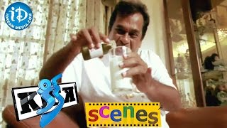 Kick Movie Scenes || Brahmanandam Plans to Kill his Wife Comedy Scene || Ileana - IDREAMMOVIES
